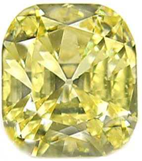 Fancy Light Yellow 1.01 ct