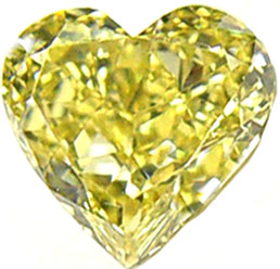 Fancy Light Yellow 0.70 ct
