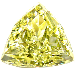 Fancy Yellow 1.23 ct