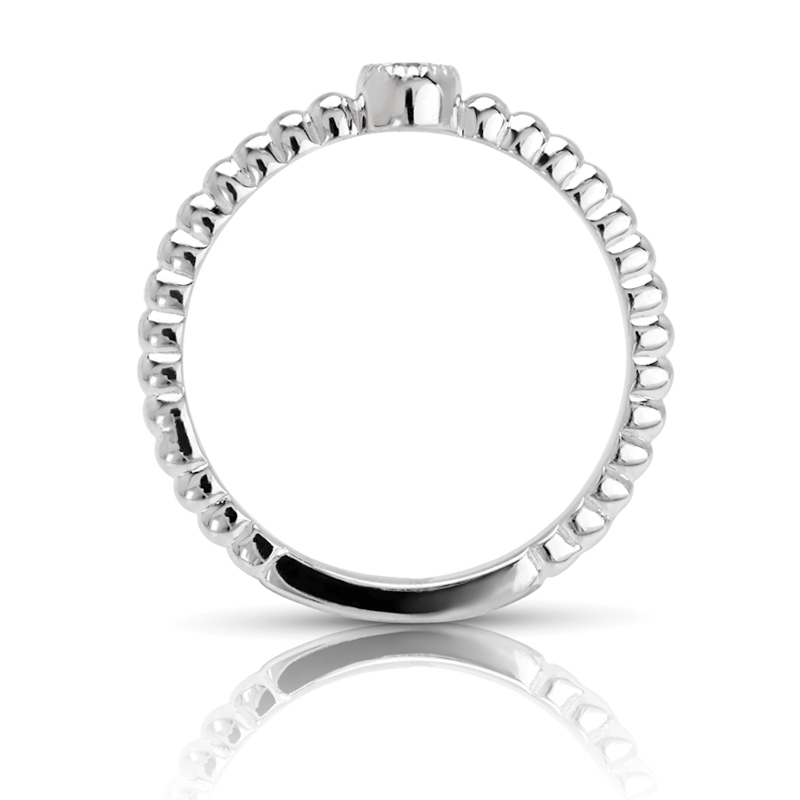 Stackable Soltiarie Ring